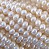 Freshwater Pearls ~ Round 4mm WHITE x 95