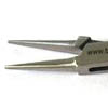 NARROW FLAT-NOSE PLIERS ~ Top Quality by BURFITT