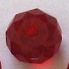 *BULK* Swarovski Rondell 5040 ~ 6mm SIAM RED x 20 pcs