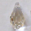 *BULK* Swarovski Teardrop 6000 ~ 13mm CRYSTAL x 20 pcs