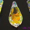 *BULK* Swarovski Teardrop 6000 ~ 13mm CRYSTAL AB x 20 pcs